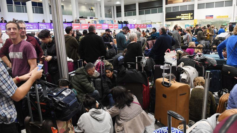 Drones bring Gatwick Airport to standstill