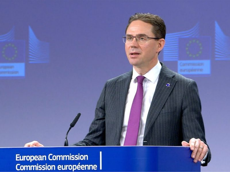 Katainen 'open' to consider tweaks to competition policy