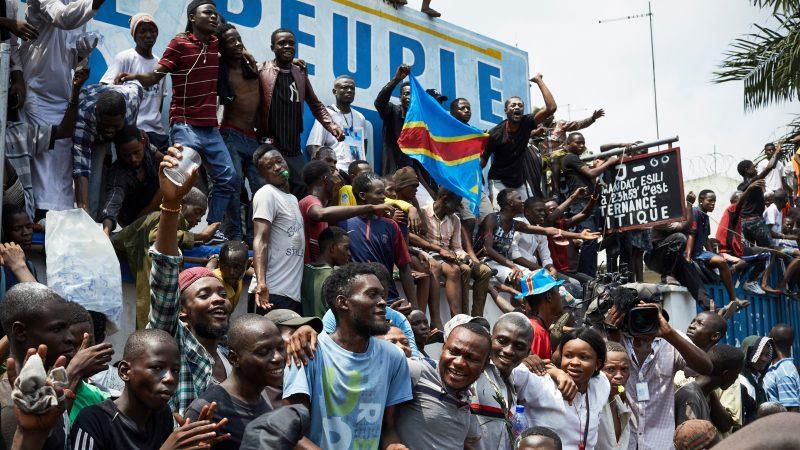 Opposition's Felix Tshisekedi declared victor  of DRC presidential poll