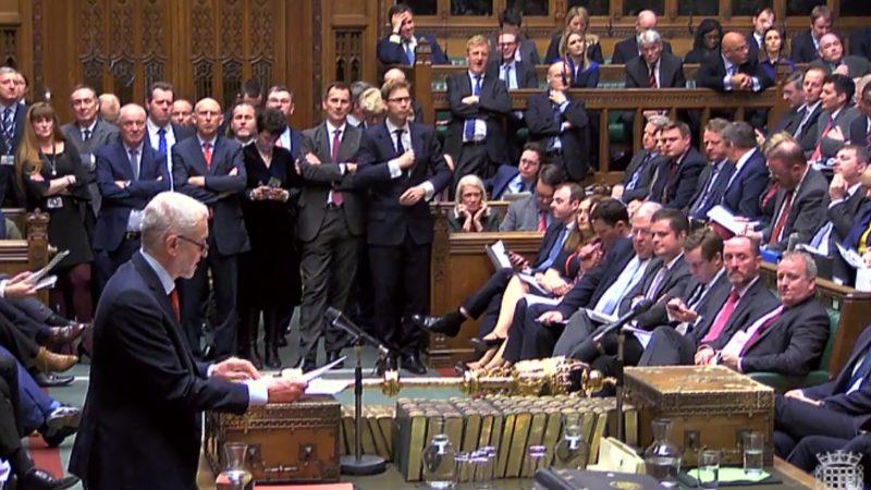 British PM May presents Brexit plan B