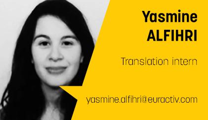 Yasmine Alfihri