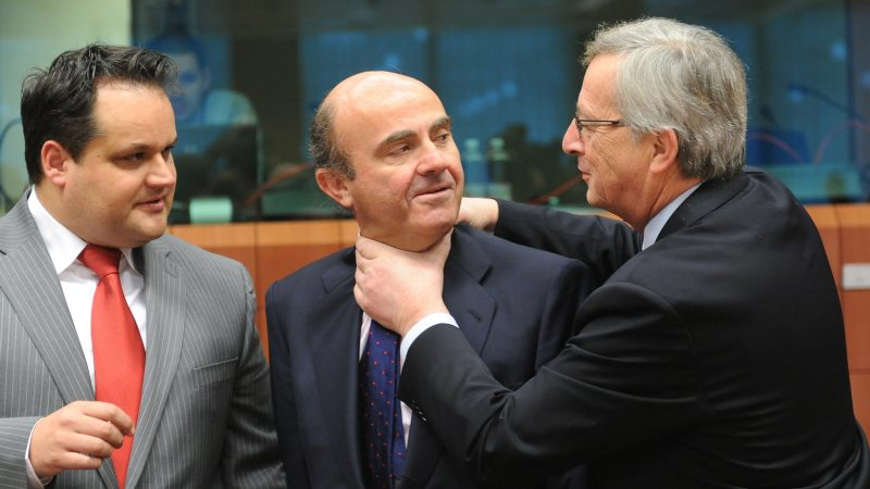 Eurogroup Picks Pragmatic De Guindos For Ecb Vice Presidency