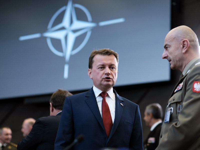 Washington needles Germany with threat of US troops