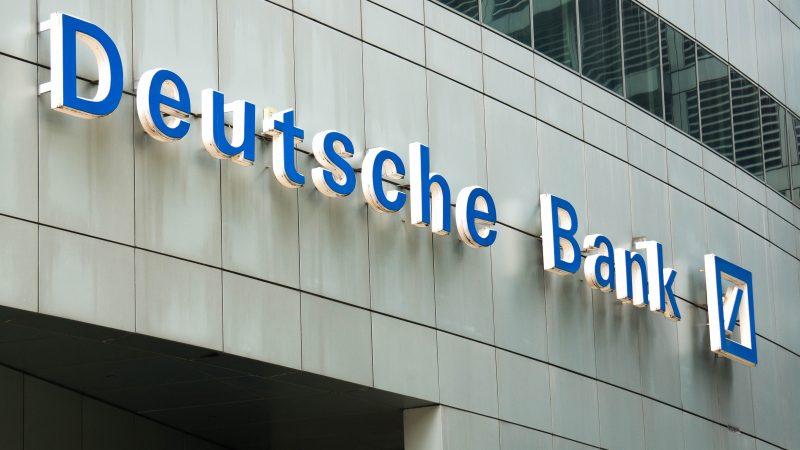 Deutsche bank оказался крупнейшей мировой прачечной денег наркокартеля