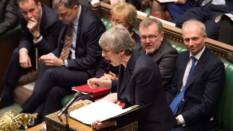 a807ed3be May offers to resign as MPs fail to take back control – EURACTIV.com
