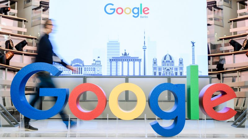 A group of 165 companies and industry bodies have called on EU antitrust enforcers to take a tougher line against Google, saying the U.S. tech giant unfairly favours its own services on its web searches.