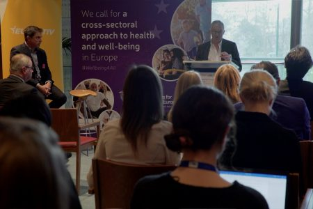 Lawmakers, stakeholders see delivering economics of well-being as next health challenge