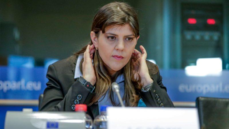 MEPs push for landing EU Prosecutor job to Kövesi on 27 March