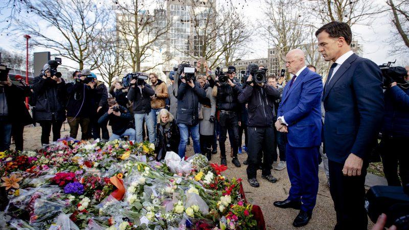 Dutch Go To Provincial Polls After Utrecht Shooting Horror