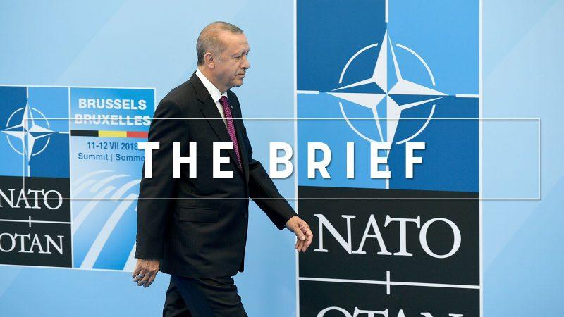 The Brief – Replacing Turkey in NATO