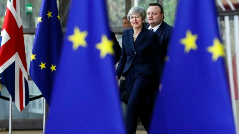 Petition to revoke Brexit crashes UK Parliament's website