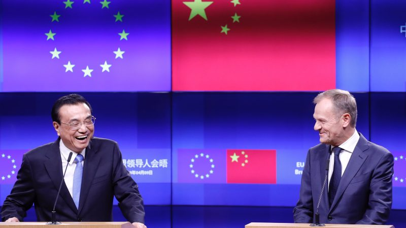 Eu China Agree On Joint Statement As Beijing Makes Last