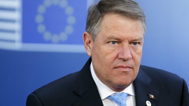 Klaus Iohannis incepe demersurile pentru referendum pe ...  |Klaus Iohannis