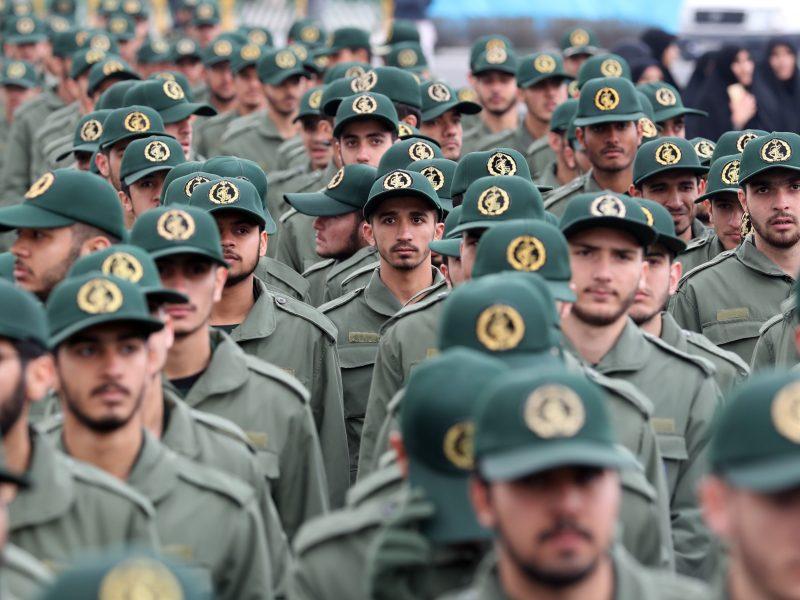 In Unprecedented Move Us Names Iran S Revolutionary Guards A Terrorist Group Euractiv Com