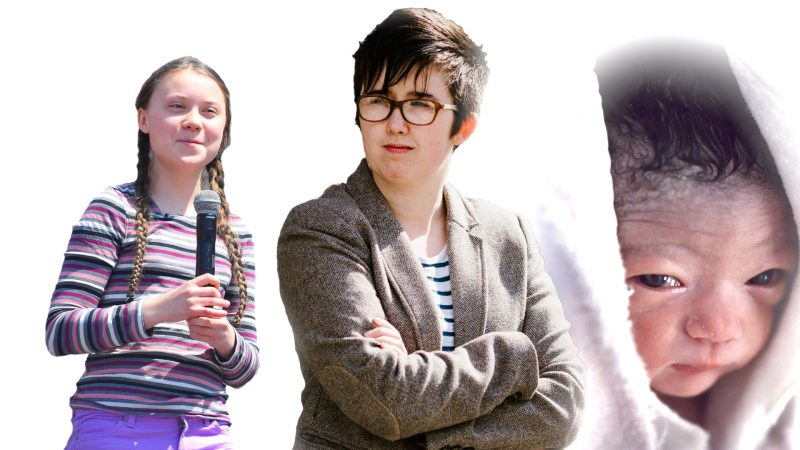 Lyra McKee funeral, Greta Thunberg, and 2019 election kick-off