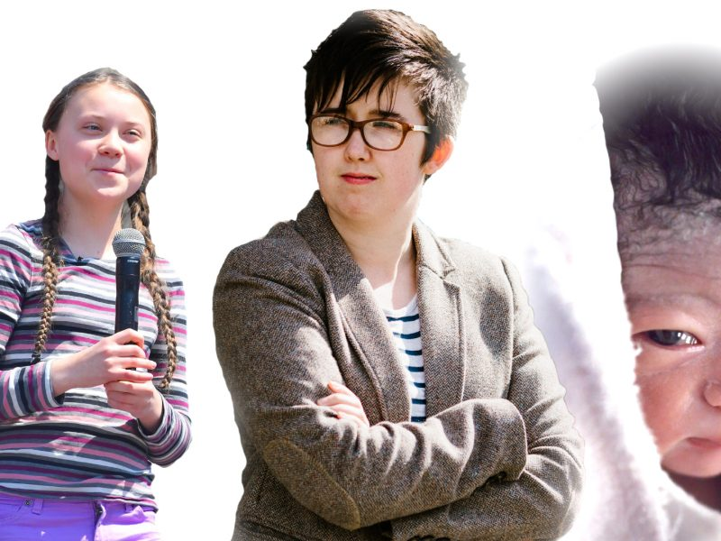 Lyra McKee funeral, Greta Thunberg, and 2019 election kick-off