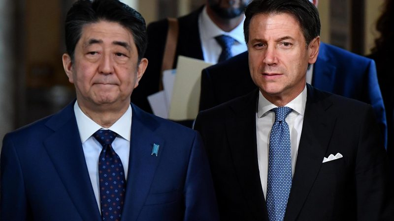 Europe struggles to convince Japan on multilateral agenda