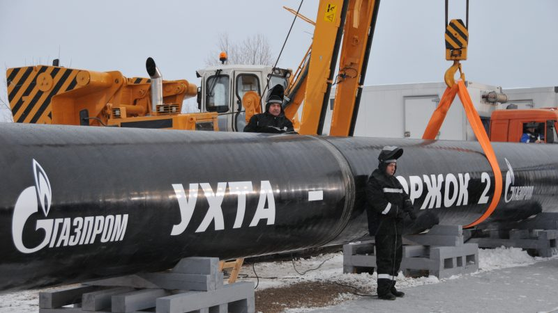 In northwest Siberia, Russia's flagship gas project defies pipeline politics