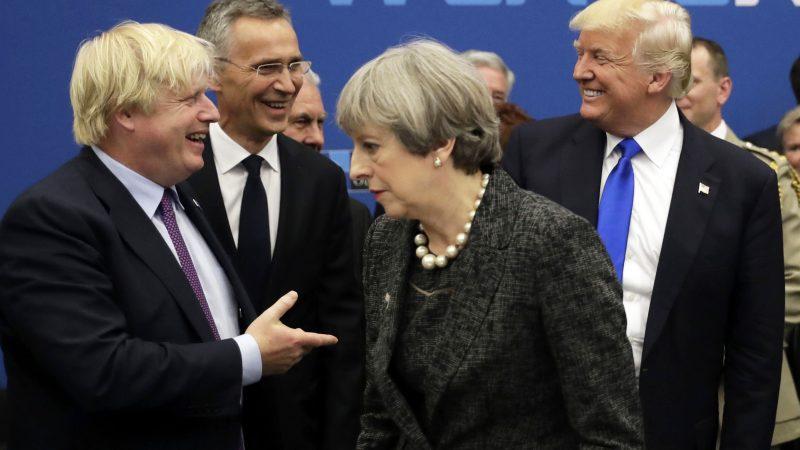 British Ministers In Us To Fast Track Post Brexit Trade Deal Euractiv Com