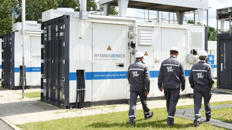 Four energy storage projects that could transform Europe