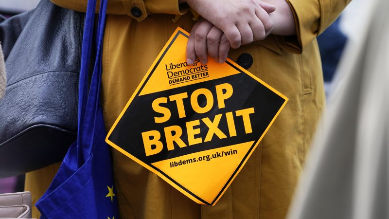 Lib Dems lead the Remain resurgence as Labour collapse