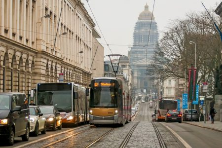 Brussels transport gets overhaul, courtesy of teenagers