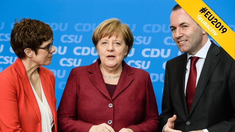 #EU2019 – EU elections will put Merkel to the test