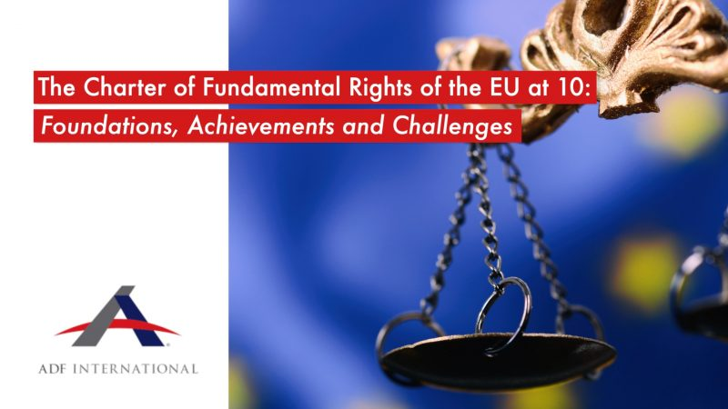 The Charter of Fundamental Rights of the EU at 10