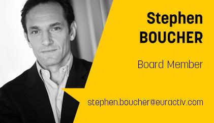 Stephen Boucher