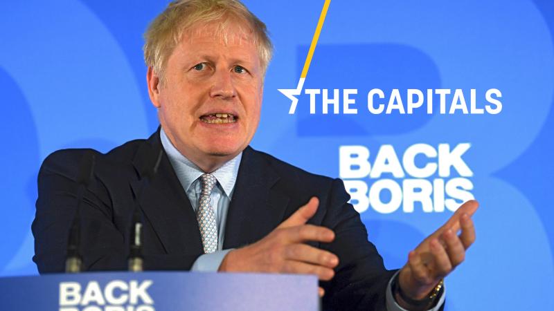 Prime Minister Johnson moves closer…