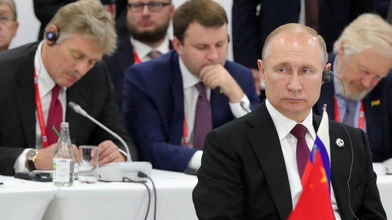 Putin fires new broadside against Western liberalism