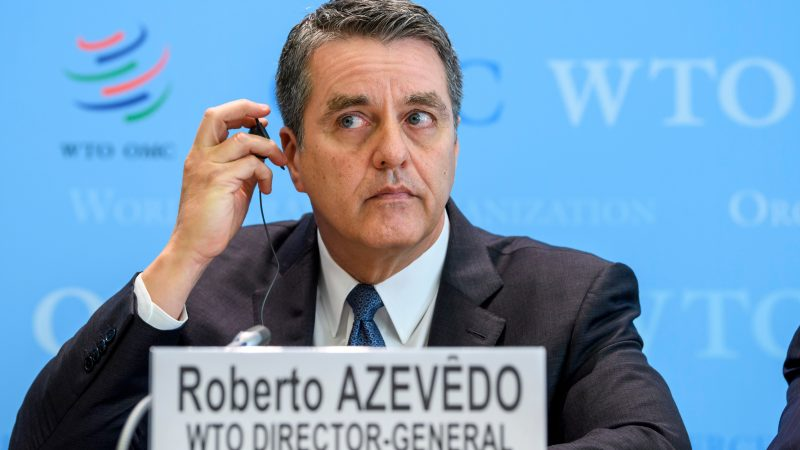 Race for the WTO hot-seat leans toward Africa
