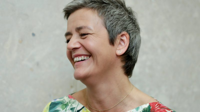 Vestager will stay in Brussels, even without EU Commission presidency