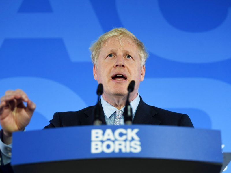 Challenges mount for Boris Johnson amid minister's signal on no-confidence vote