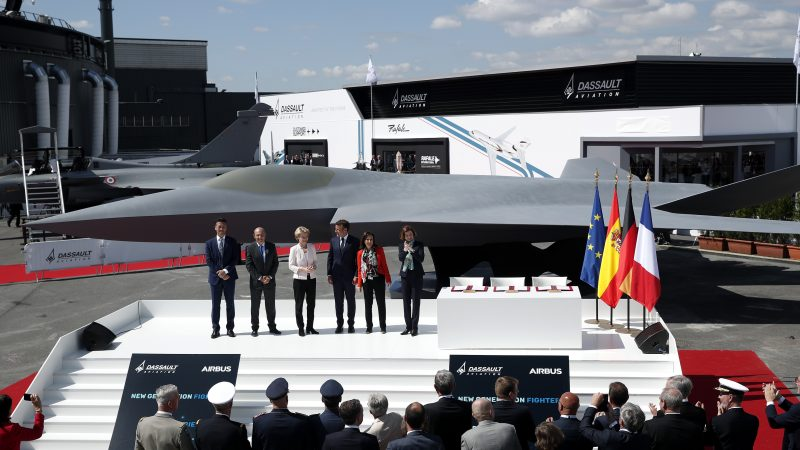 Next-generation European fighter jet cooperation ready for take ...