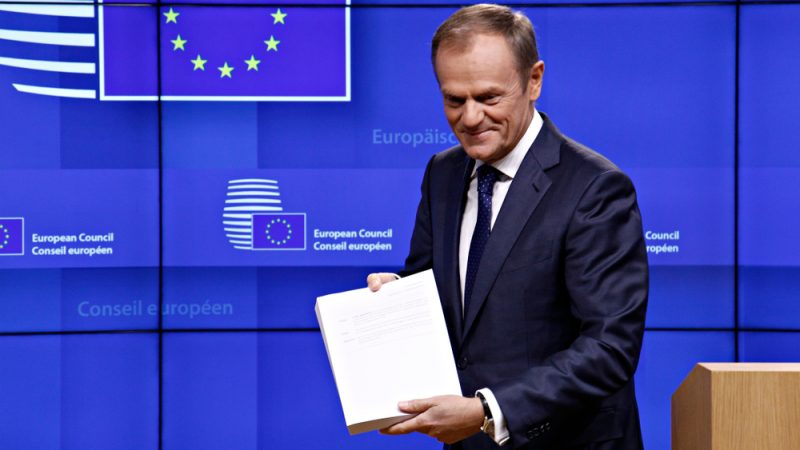 LEAK: EU's five-year plan doubles down on protecting borders