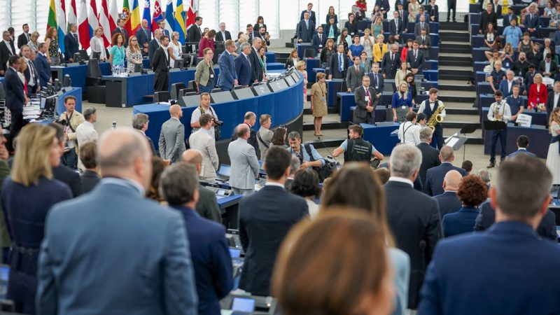 MEPs to block Le Pen's party from taking Parliament jobs