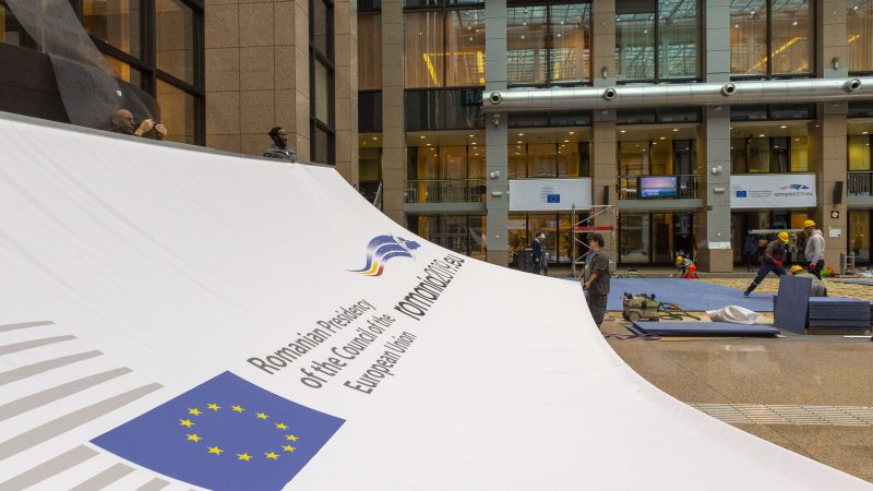 Signed, sealed, delivered: Important files closed by Romania