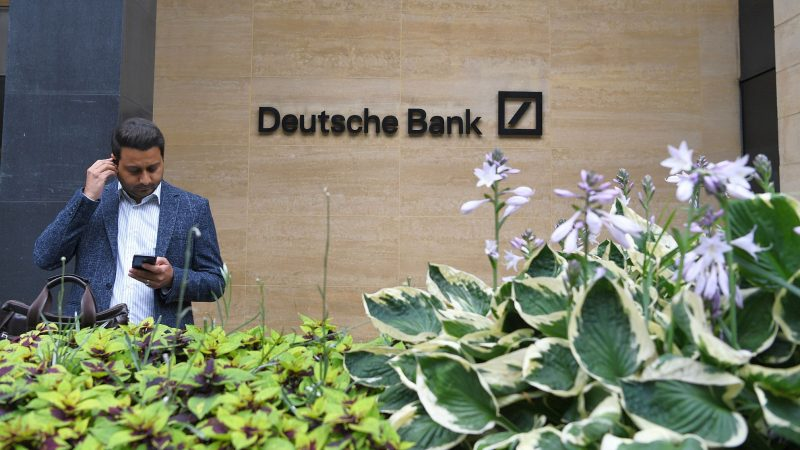 Job cuts at Deutsche Bank are just the tip of the iceberg