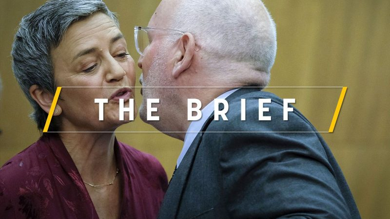The Brief – The 'Super-Commissioners'