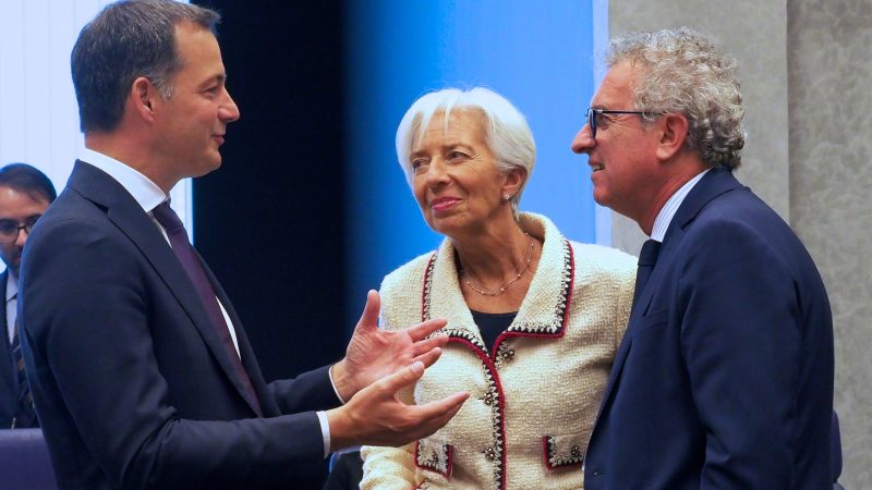 Christine Lagarde – EURACTIV com