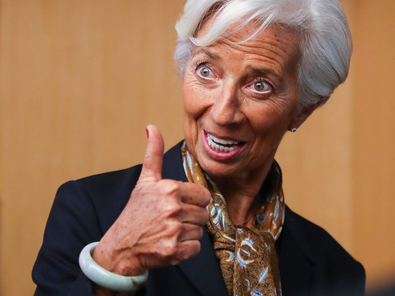 Europe agrees to put forward one candidate for IMF chair