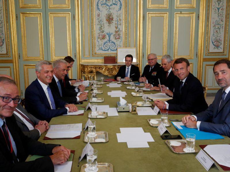 European Union states agree new scheme 'to distribute migrants' saved in Mediterranean