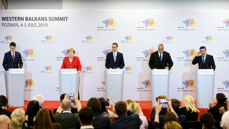 Bulgaria and North Macedonia assume joint presidency of