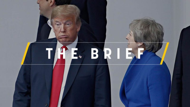 The Brief – The Lion and the Unicorn