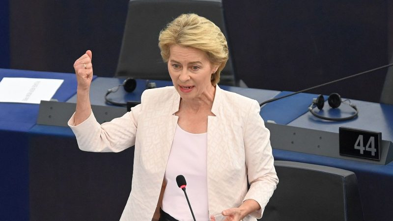 Von der Leyen confirmed as new Commission president by paper-thin majority  – EURACTIV.com