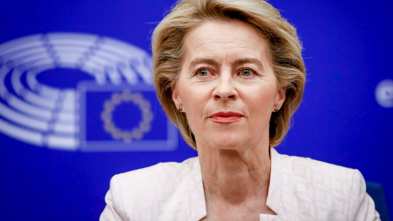 Ursula von der Leyen: Merkel loyalist, dyed-in-the-wool European