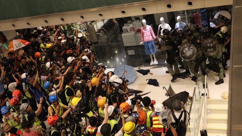 China accuses EU Parliament of 'ignorance, prejudice and hypocrisy' over Hong Kong stance