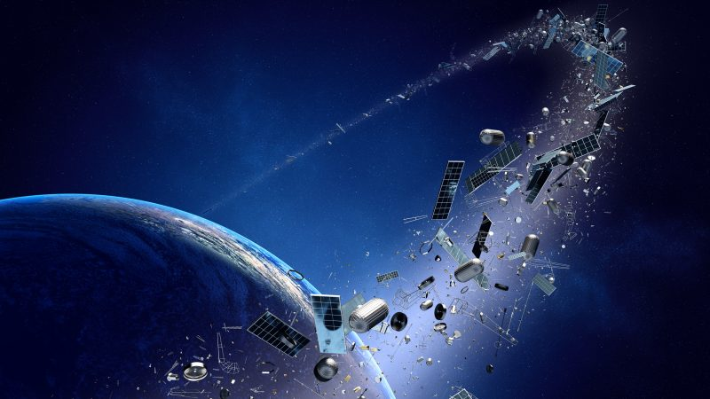 Europe aims to clean up the space graveyard