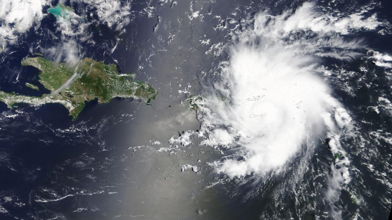 U.S. states declare emergency as hurricane Dorian nears
